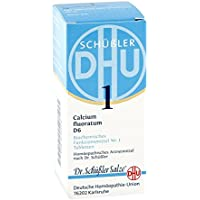 Biochemie Dhu 1 Calcium fluorat.D 6 Tabletten 200 preisvergleich bei billige-tabletten.eu