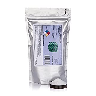 1kg Potassium chloride★food grade grade★ E-508★Make sure to checkout with minerals-water to get what's on the picture★