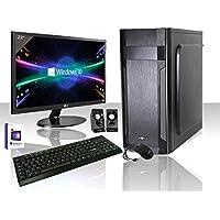 PC DESKTOP COMPLETO INTEL i7-7700 4.2 GHZ/HD Graphics 630 4K/RAM DDR4 8GB 2133MHZ/HD 1TB 7200RPM /WIFI 300MBPS/WINDOWS 10 PRO/MONITOR LED 24/TASTIERA E MOUSE/CASSE/2.0,3.0/L/GAMING,EDITING,UFFICIO