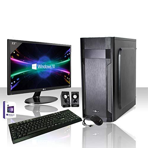 PC DESKTOP COMPLETO INTEL i7-7700 4.2 GHZ/HD Graphics usato  Spedito ovunque in Italia