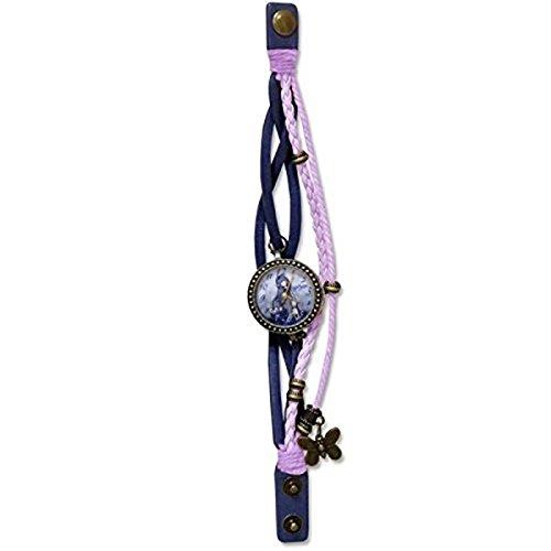 Gorjuss - Reloj de pulsera vintage calidad premium (CYP Imports W-03-G)