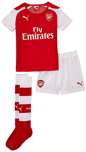 Puma Afc Home Minikit Maillot Réplica Arsenal Homme High Risk