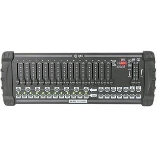 AVS-122 QTX DM-X16 192 CHANNEL DMX CONTROLLER 16 CHANNELS