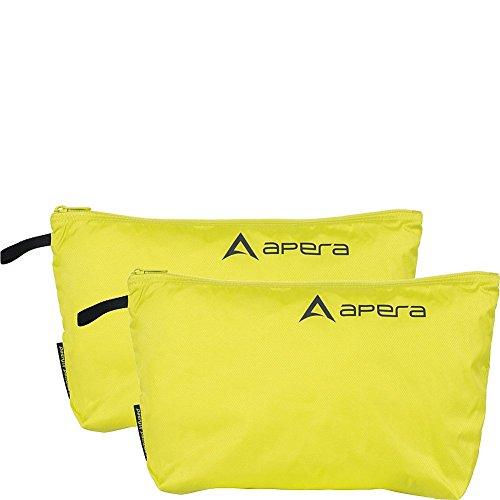 apera-fit-pocket-zippered-organization-bag-85-h-electric-lime-2-piece