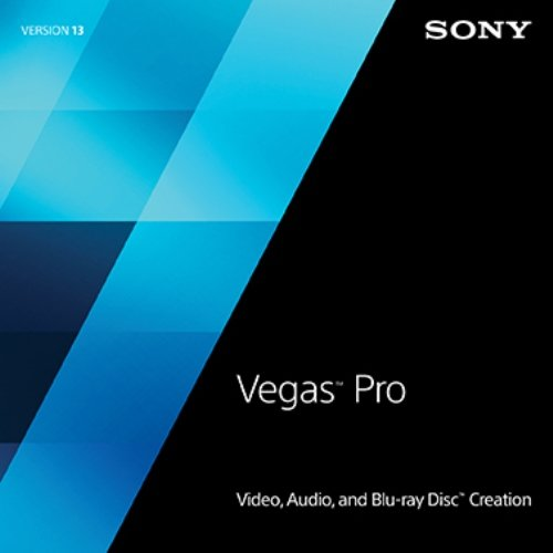 SONY Vegas Pro 13.0 (Pro Video-editing-software)