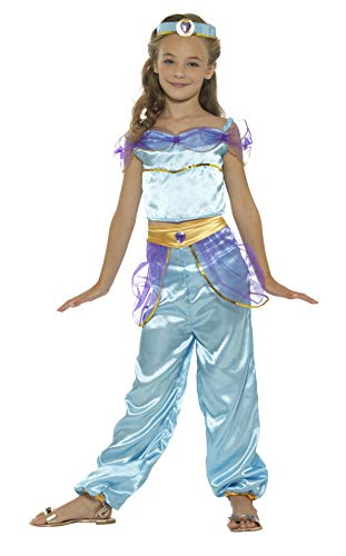 Smiffys arabische Prinzessin Mädchen-Kostüm, Märchenwelt, -