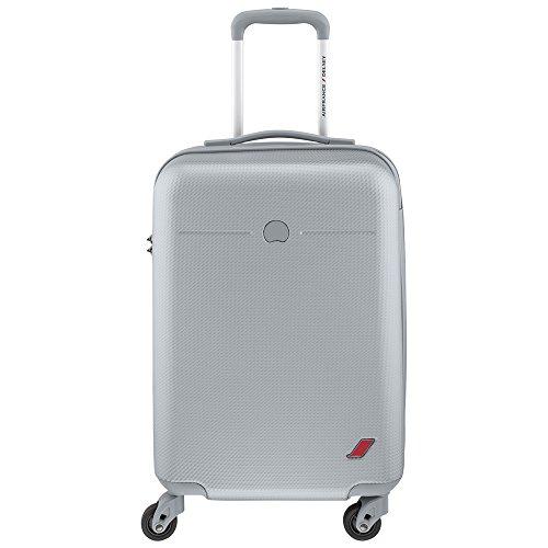 delsey-bagage-cabine-envol-481-l-gris-gris-argent