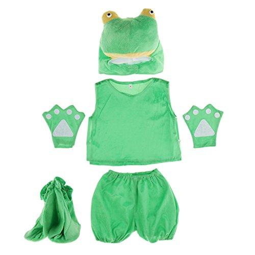 Kostüm - Frosch ()