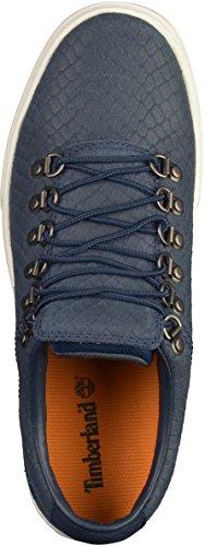 Timberland - Adventure 2.0 Cupsole Alpine Oxford Steeple Snake Grey - Sneakers Herren Blau(Dunkelblau)