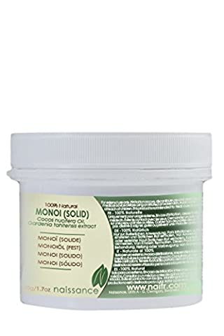 Naissance Monoi Oil 50g - 100%