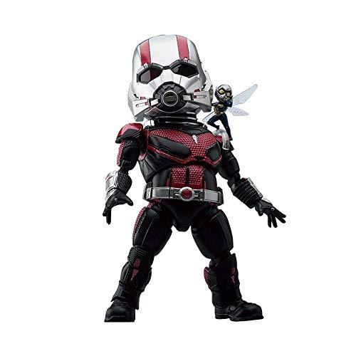 YIN YIN Actionfiguren Ant Man Figure - Marvel-Superheld, Agentin für Ameise und Wespe, Action-Bilder sammeln, Ornamente, Spielzeug (Superhelden Marvel Weibliche)