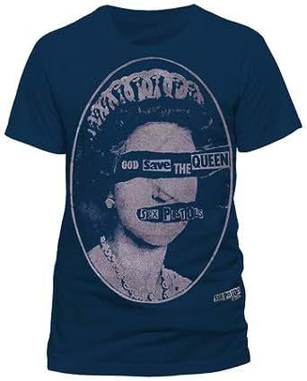 Sex Pistols - Queen Marine T-shirt unisexe - XX-LARGE