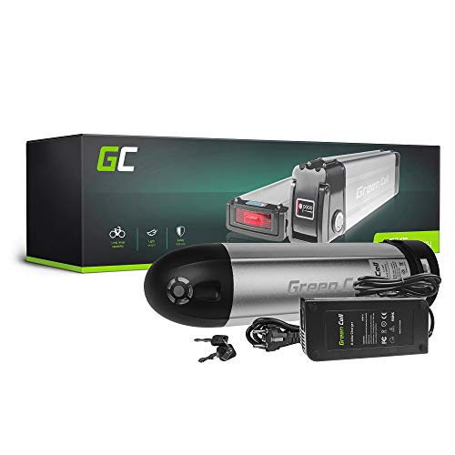 11.6Ah Batterie Pedelec Bottle mit Ladegerät und Li-Ion Panasonic Zellen Bergamont Urban E-Biker Moustache Flyer ()