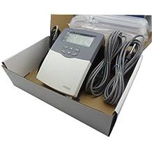 MISOL 220V controller of solar water heater, used for separated pressurized solar hot water system/Controlador de 220V del calentador de agua solar, ...