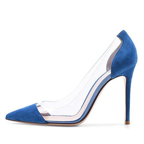 the best attitude 2318b fee2c Zapatos de Mujer Primavera y Verano Comfort Heels Stiletto Heel Cerrado  Dedo del pie para Office