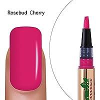 Smalti per unghie in gel penna smalto gel color UV LED Soak Off Gel,Rosebud Cherry,Lagunamoon TO-GO gel polish