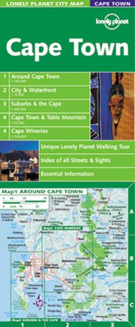 Descargar Libro Cape Town de Lonely Planet