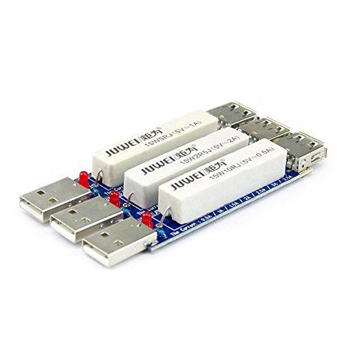 Tutoy 0,5 A + 1A + 2A Juwei Usb Alterung Entlader Test Instrumentierung Elektronische Last Gerät