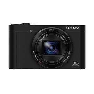 Sony DSCWX500B.CE3 Kompaktkamera 3 Zoll schwarz