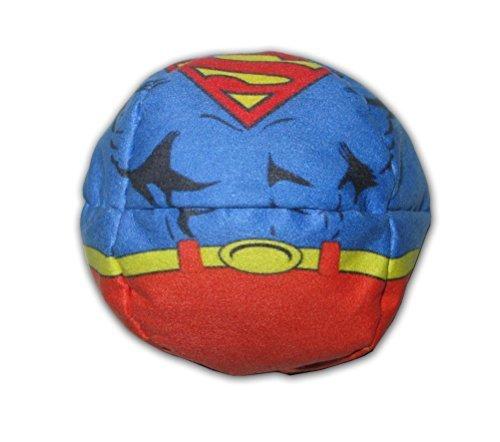 super-hero-paneled-prof-footbag-hacky-sacks-fb4-superman-torso-cape-by-adventure-trading