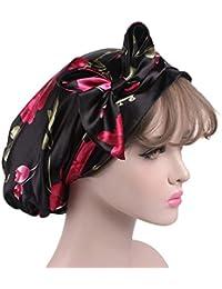 Yuccer Chemo Beanie, Chemo Caps Turbantes para Mujer Cancer Pérdida de pelo de Cap Cabeza