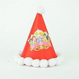 Gifts 4 All Occasions Limited SHATCHI-874 - Cono de papel para decoración de cumpleaños, diseño de princesas de Disney, multicolor
