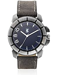 Teesort Analog Watch With Leather Strap WATCH-100