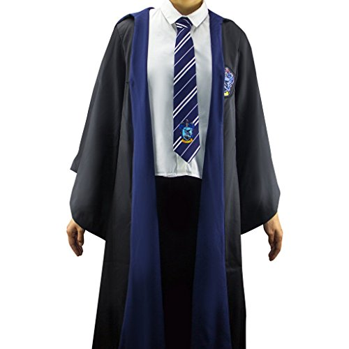 Harry Potter - Capa - Oficial -Cinereplicas (Small Adultos, Ravenclaw)