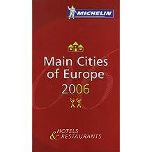 Main Cities of Europe : Hotels & Restaurants