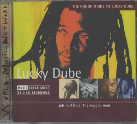 The Rough Guide to The Music of Lucky Dube (Rough Guide World Music CDs)