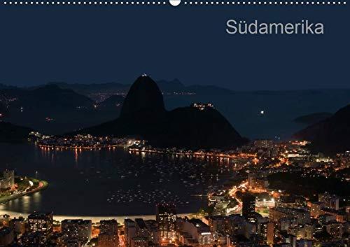 Südamerika (Wandkalender 2020 DIN A2 quer): Eine Reise durch Südamerika (Monatskalender, 14 Seiten ) (CALVENDO Orte)