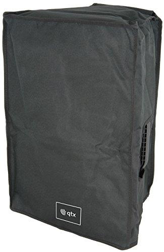 QTX 127.080UK QR15COVER schwarzes Schutz-Cover für Lautsprecher Mp3-cover