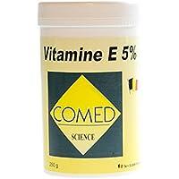 Comed Vitamine E 5%, 250gr (vitamina E en polvo). Para pájaros