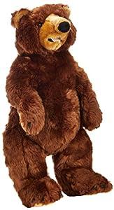 Unbekannt Sunny Toys 34176Oso de Peluche, Color marrón