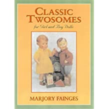 Classic Twosomes for Girl and Boy Dolls