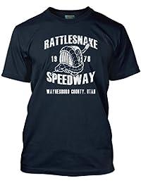 Bruce Springsteen Promised Land Rattlesnake Speedway inspired, Men's T-Shirt