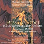 Pergolese - Messe � 5 voix / Gallassi...