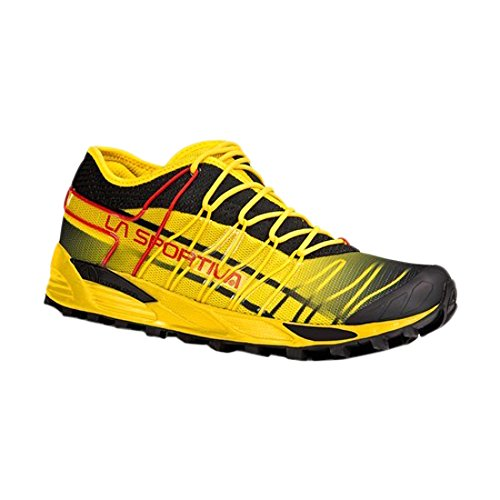 La Sportiva Mutant Scarpe Da Trail Corsa - SS17 Black / Yellow