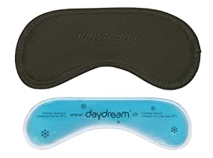 Daydream Basic Brown Sleep Mask with Cool Pack