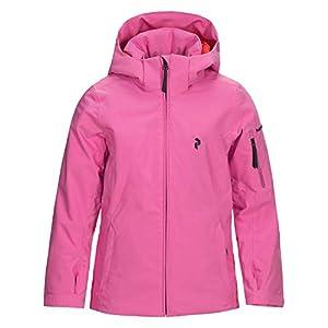 Peak Performance Junior Anima Jacket Vibrant Pink