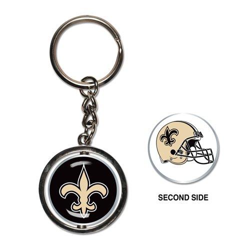New Orleans Saints Spinner Schlüsselanhänger