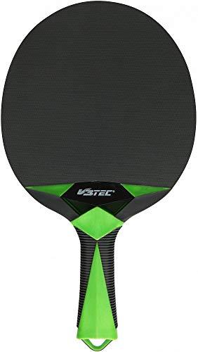 V3tec Reflex Outdoor Tischtennisschläger Schwarz-grün