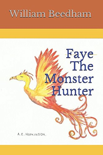 Faye The Monster Hunter