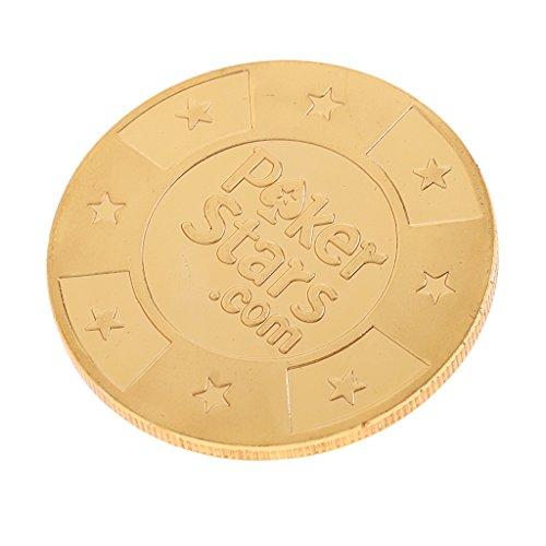 (Sharplace Metall All-in Poker Chips Dealer Banker Poker Tasten Zubehör - Poker Stars)