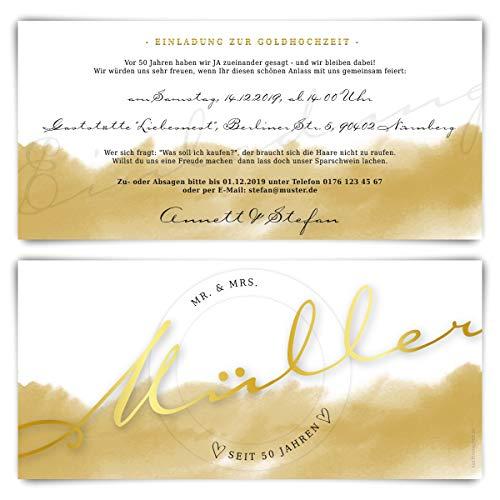 Rede Goldene Hochzeit Vorlage Zum Dowload
