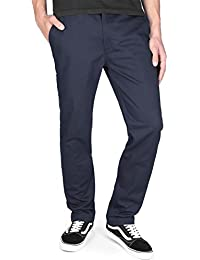 Skate Work Chino Hose navy blazer twill