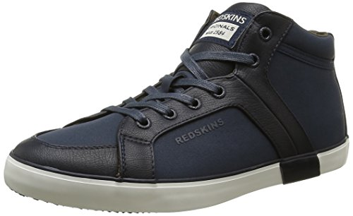 RedskinsSolay - Sneaker Uomo , Blu (Bleu (Navy Xl)), 41