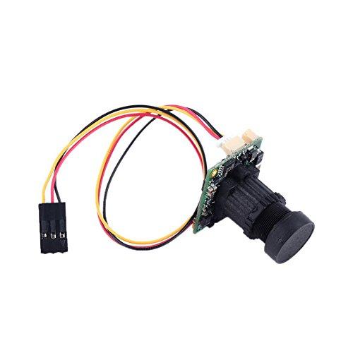 HSL HD 700TVL Sony CCD PCB-Platinenkamera 2.1mm Weitwinkelobjektiv Mini FPV-Sicherheits-Nocken