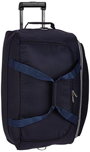 Skybags Cardiff Polyester 63.5 cms Blue Travel Duffle (DFTCAR62EBLU)