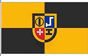 Königsbanner Hissflagge VG Offenbach an der Queich - 120 x 200cm - Flagge und Fahne